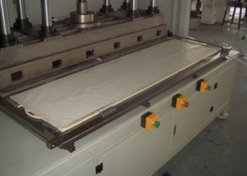 Ultrasonic welding machine (1)
